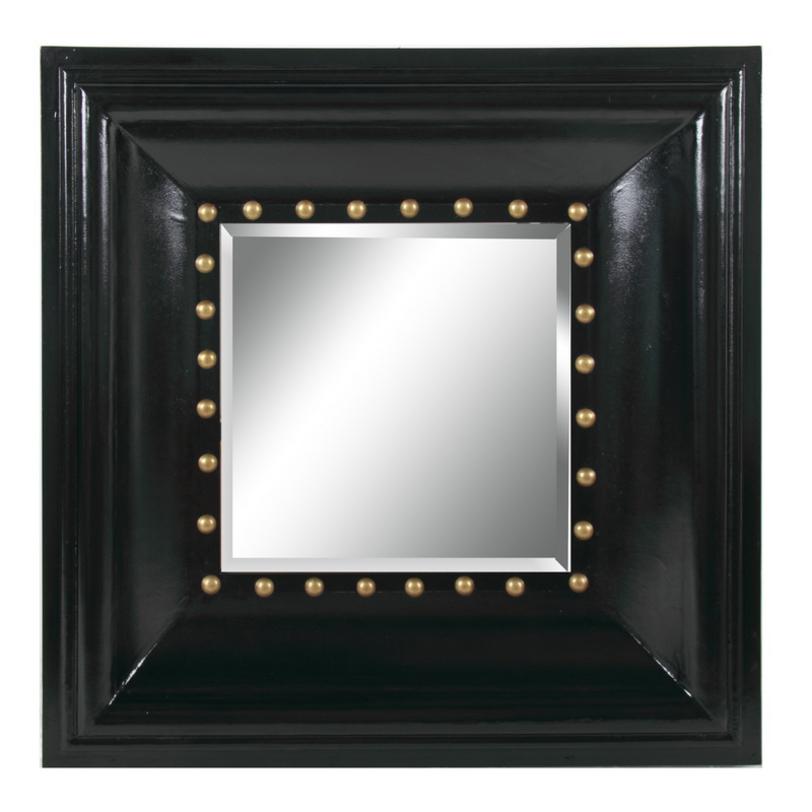 Зеркало настенноеНастенные зеркала<br>Рама оригинального настенного зеркала от Artevaluce напоминает винтажный художественный багет для старинных фотографий. Только история на этой фотографии не застыла навсегда – она пишется заново каждый раз, как новое лицо отражается в зеркале. Интересно смотрятся сочетания, составленные из нескольких зеркал, наподобие семейных фото-композиций.<br><br>Material: Дерево<br>Ширина см: 81.0<br>Высота см: 81.0