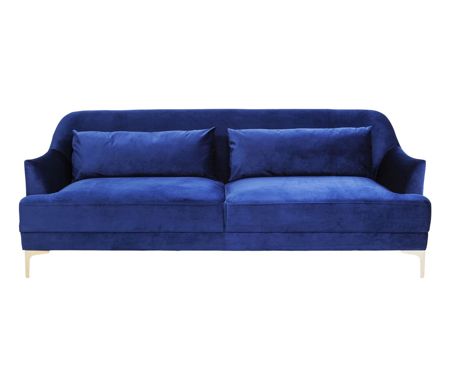 Kare диван proud синий 143339/5
