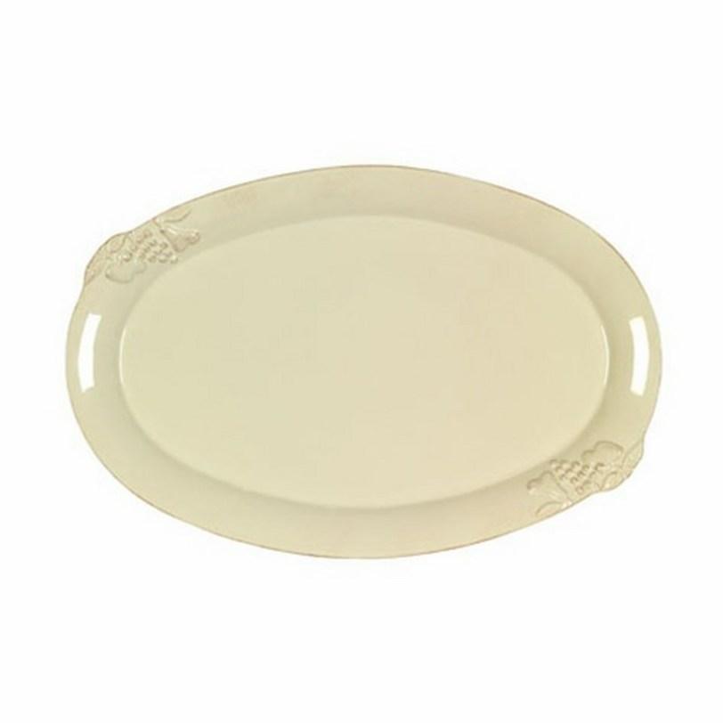БлюдоДекоративные блюда<br>Материал: керамика<br>Цвет: бежевый<br><br>Material: Керамика<br>Length см: None<br>Width см: None<br>Depth см: None<br>Height см: None<br>Diameter см: 54