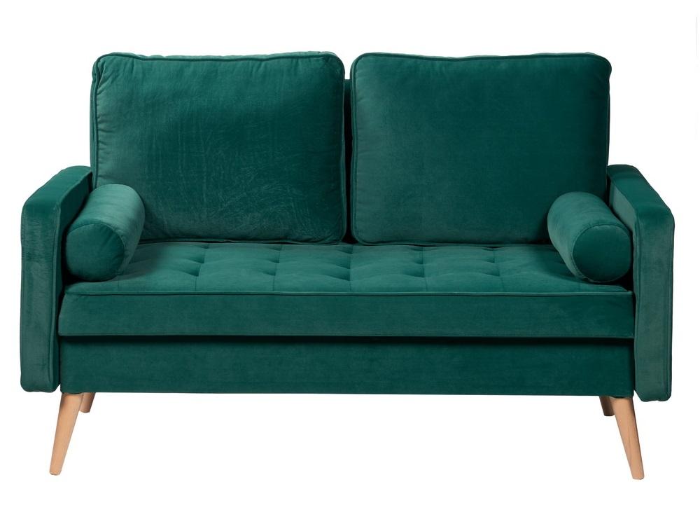 Bradexhome диван scott двухместный зеленый зеленый 144000/6
