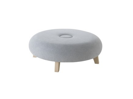 "Пуф ""Party Pouf Grande Dark Grey"""