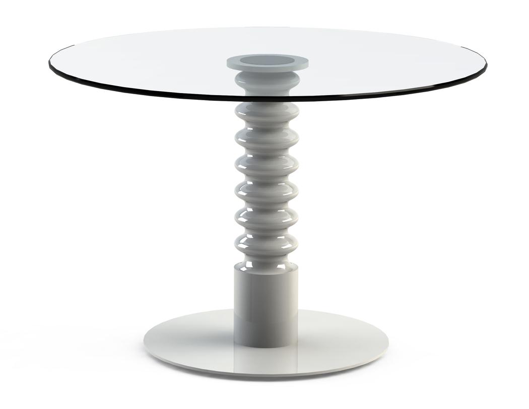 Стол Pilmer WhiteВинные, коктейльные столики<br>&amp;quot;Pilmer White&amp;quot; ? стол, который добавит интерьеру вашей гостиной легкость. Благодаря отделке в светлой палитре он будет смотреться утонченно и воздушно. Столешница из прозрачного круглого стекла добавит изысканности его облику. Изюминкой выступит оригинальная форма ножки, которая отдаленно напоминает штопор. Идеальный силуэт для винного столика!&amp;amp;nbsp;&amp;lt;div&amp;gt;&amp;lt;br&amp;gt;&amp;lt;/div&amp;gt;&amp;lt;div&amp;gt;Столешница из закаленного стекла, металлическое основание покрашенное, деревянная ножка.&amp;amp;nbsp;&amp;lt;/div&amp;gt;&amp;lt;div&amp;gt;Цвет: белый. Срок изготовления: 2-3 недели.&amp;amp;nbsp;&amp;lt;/div&amp;gt;&amp;lt;div&amp;gt;Размер столешницы: диаметр 800 мм; толщина 10 мм. Мы можем предложить любой вариант столешницы в меньшую сторону d700, d600 и т.д.&amp;lt;/div&amp;gt;<br><br>Material: Стекло<br>Length см: None<br>Width см: None<br>Depth см: None<br>Height см: 75<br>Diameter см: 80