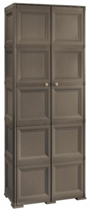 ШкафПлатяные шкафы<br><br><br>Material: Пластик<br>Ширина см: 79<br>Высота см: 203<br>Глубина см: 43