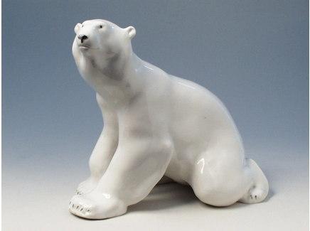 "Статуэтка ""Медведь сидит"" б.р."