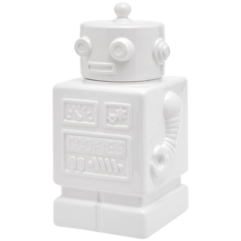 Банка ROBOTЕмкости для хранения<br><br><br>Material: Доломит<br>Высота см: 35