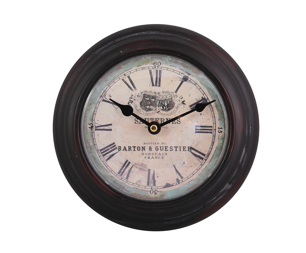 Часы настенныеНастенные часы<br>Материал: металл, стекло<br><br>Material: Металл<br>Length см: None<br>Width см: None<br>Depth см: None<br>Height см: 3<br>Diameter см: 20