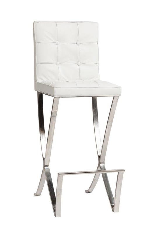 DG Стул Barcelona Dining Chair White стул barcelona dining chair белая натуральная кожа dg f ch563 1