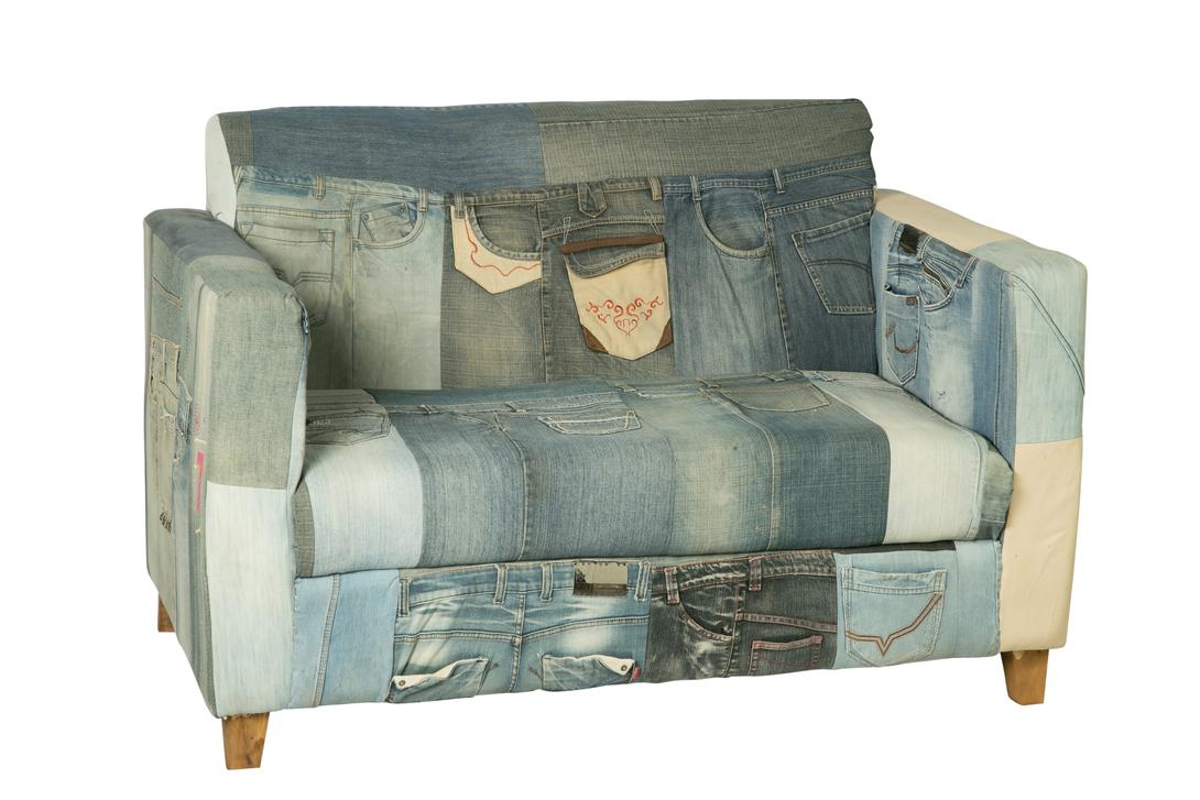 ДиванДвухместные диваны<br>&amp;lt;div&amp;gt;&amp;lt;div&amp;gt;Такое ощущение, что на обивку этого дивана пустили любимые джинсы! Неординарный и современный принт нанесен на самую подходящую ткань &amp;amp;nbsp;? &amp;amp;nbsp;деним. Она легко чистится, прочна и, кроме того, гигиенична, так как состоит из натуральных хлопковых волокон. Каркас и основание изготовлены из древесного массива.&amp;lt;/div&amp;gt;&amp;lt;/div&amp;gt;<br><br>Material: Текстиль<br>Length см: 150<br>Width см: 74<br>Depth см: None<br>Height см: 86<br>Diameter см: None