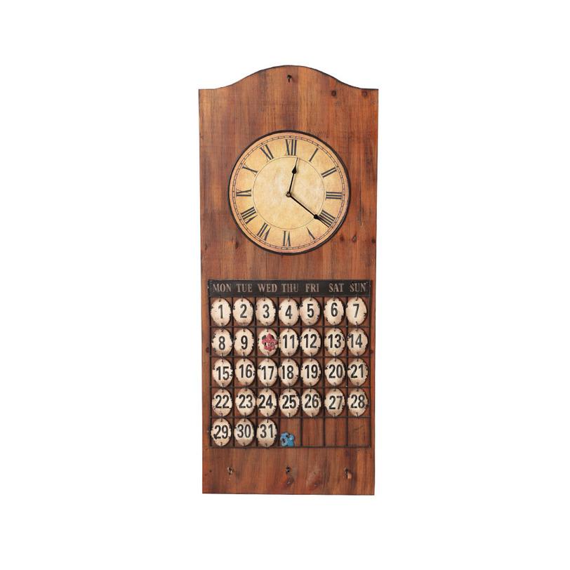 Часы-календарь