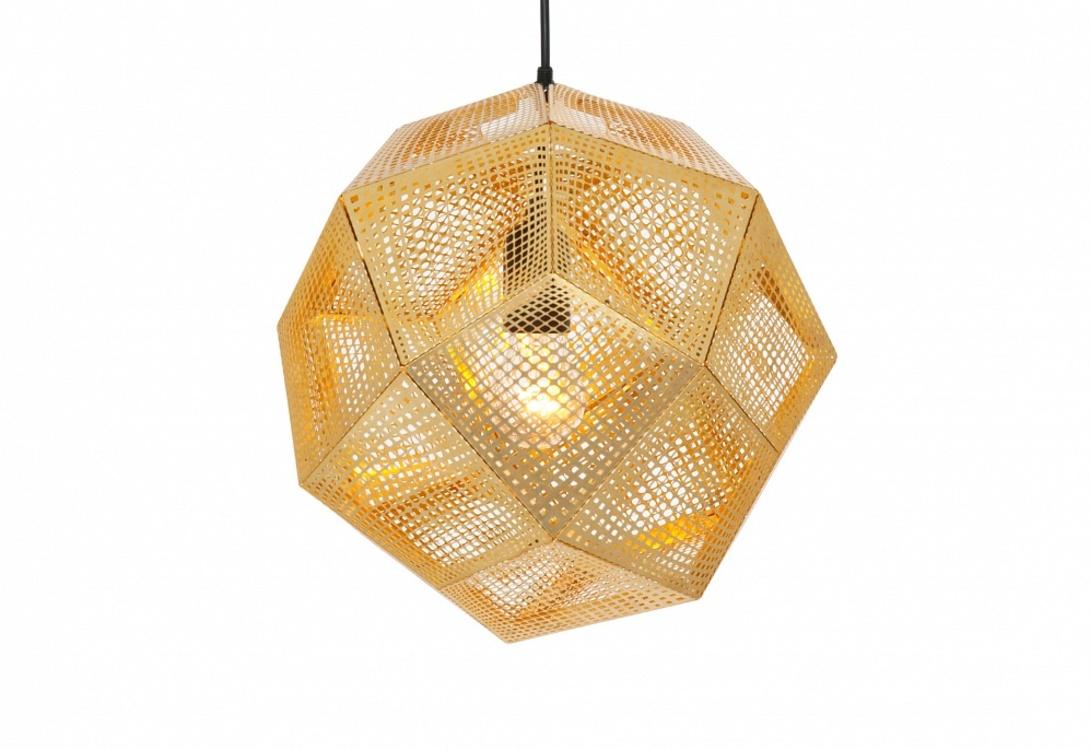 Подвесной светильникПодвесные светильники<br>Металлический плафон с декоративной перфорацией, металлическое основание, мягкий подвес<br>При свечении дает красивый рисунок на потолке и стенах<br>Высота (max) 150 см.<br>Патрон E27, мощность max 1 х 100W<br><br>Material: Металл<br>Length см: None<br>Width см: None<br>Depth см: None<br>Height см: 48<br>Diameter см: 48