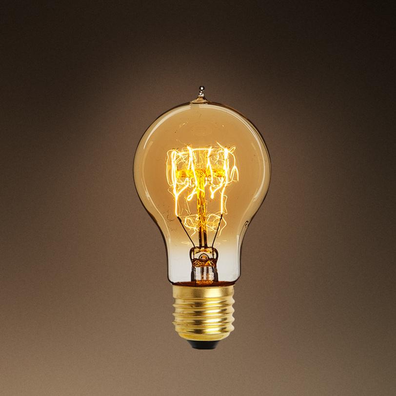 Набор лампочек Bulb A ShapeЛампочки<br>Цвет цоколя - античное золото. Лампочки с приятным бежево-золотым свечением.&amp;amp;nbsp;&amp;lt;div&amp;gt;Мощность: 1x 40 Вт<br>Тип лампы: НАКАЛИВАНИЯ, E27&amp;lt;/div&amp;gt;<br><br>Material: Стекло<br>Length см: None<br>Width см: None<br>Depth см: None<br>Height см: 11<br>Diameter см: 6