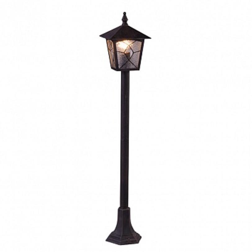 Светильник наземный AtlantaУличные наземные светильники<br>Мощность: 60W<br>Количество патронов: 1<br>Патрон: E27<br>Напряжение: 230V<br>Материал: Метал, пластик<br><br>Material: Металл<br>Ширина см: 18<br>Высота см: 97