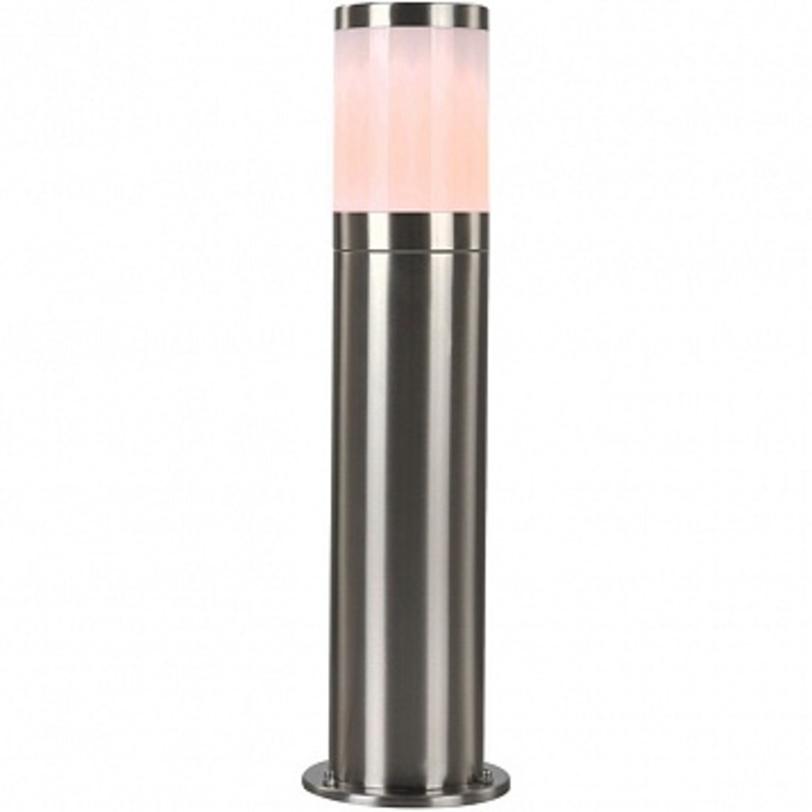 Светильник наземный XelooУличные наземные светильники<br>Мощность: 60W<br>Количество патронов: 1<br>Патрон: E27<br>Напряжение: 230V<br>Материал: Метал, пластик<br><br>Material: Металл<br>Length см: None<br>Width см: None<br>Depth см: None<br>Height см: 50<br>Diameter см: 14