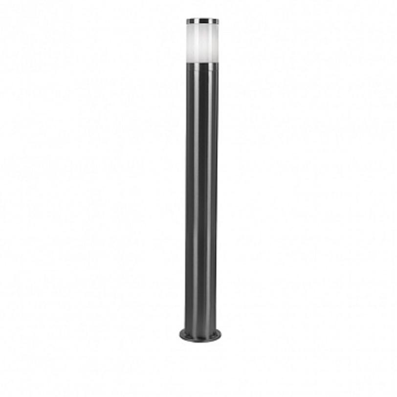 Светильник наземный XelooУличные наземные светильники<br>Мощность: 60W<br>Количество патронов: 1<br>Патрон: E27<br>Напряжение: 230V<br>Материал: Метал, пластик<br><br>Material: Металл<br>Length см: None<br>Width см: None<br>Depth см: None<br>Height см: 80<br>Diameter см: 14