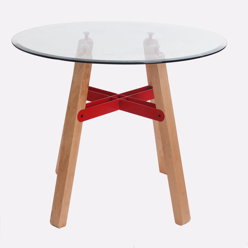 Стол CrystalКофейные столики<br>Коллекция «Кристалл», объединяющая в себе элементы классики и модерна, обладает изысканной элегантностью и плавностью линий, которые прекрасно дополнят интерьер кухни или гостиной.&amp;lt;div&amp;gt;&amp;lt;/div&amp;gt;<br><br>Material: Стекло<br>Length см: None<br>Width см: None<br>Depth см: None<br>Height см: 75<br>Diameter см: 90