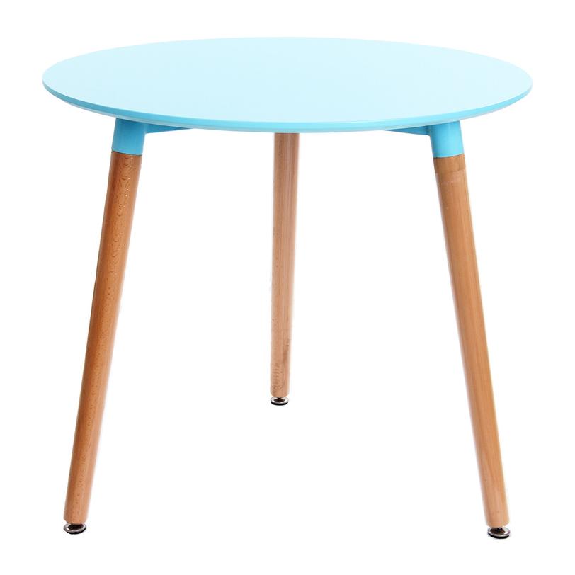 Стол ЛагунаКофейные столики<br>&amp;lt;div&amp;gt;Изящный изгиб линий и насыщенный бирюзовый цвет сочетает в себе коллекция «Лагуна». Добавьте вашему дому насыщенные краски жаркого лета, расставив акценты с помощью стильной мебели. Стол «Лагуна» станет красочным дополнением любого интерьера. Идеален в комплекте с яркими стульями.&amp;lt;/div&amp;gt;&amp;lt;div&amp;gt;&amp;lt;br&amp;gt;&amp;lt;/div&amp;gt;<br><br>Material: МДФ<br>Высота см: 72