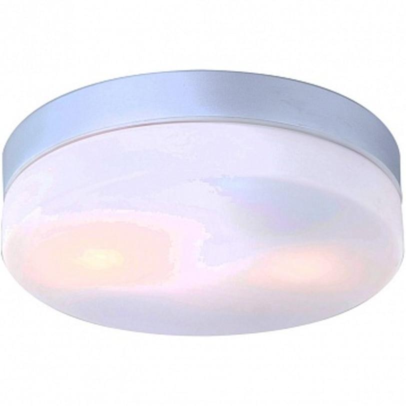 Светильник настенный VranosУличные настенные светильники<br>Мощность: 40W<br>Количество патронов: 2<br>Патрон: Е27<br>Напряжение: 230V<br>Материал: металл, стекло<br><br>Material: Стекло<br>Высота см: 6