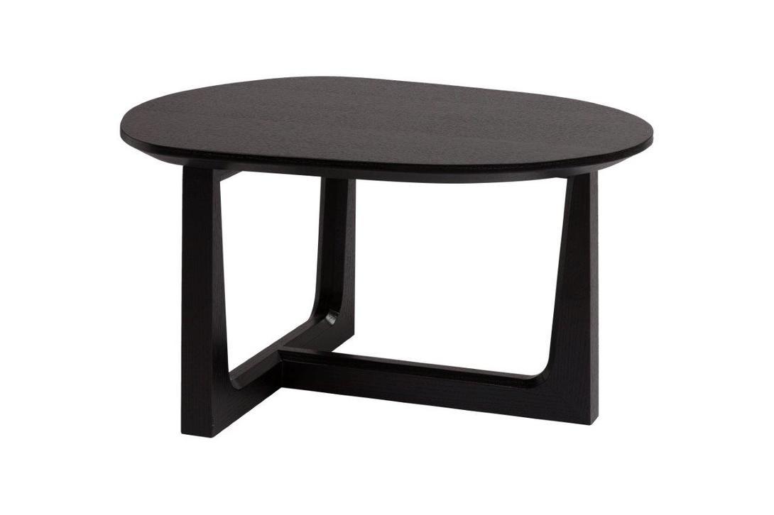 Кофейный столик JimmyКофейные столики<br>&amp;lt;div&amp;gt;&amp;lt;div&amp;gt;Это не просто столик, а настоящий «вызов» классическому дизайну. Модель от компании DG Home сочетает в себе современный стиль и модерн. От первого виден строгий сдержанный цвет и минимализм. От второго направления предмету досталась необычная форма столешницы и полная ассиметричность изделия в целом. Такой стол будет отлично смотреться как в офисе, так и в просторной квартире-студии.&amp;lt;/div&amp;gt;&amp;lt;/div&amp;gt;&amp;lt;div&amp;gt;&amp;lt;br&amp;gt;&amp;lt;/div&amp;gt;Материал: деревянный каркас, столешница МДФ<br><br>Material: Дерево<br>Length см: 58<br>Width см: 46,8<br>Depth см: None<br>Height см: 32<br>Diameter см: None