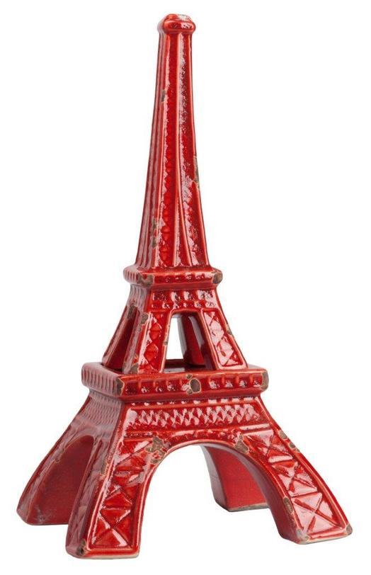 Предмет декора Eiffel TowerСтатуэтки<br>Предмет декора Eiffel Tower – это настоящая маленькая Франция у вас дома, ее сердце и главная достопримечательности в миниатюре. Он удачно впишется в любой интерьер вашего дома, однако легкие искусственные потертости говорят все же о «провансальном» стиле – простом, архаичном, не лишенном очарования и изысканности. Аксессуар непременно станет главным украшением комнаты, напоминая вам о шарме и утонченности этого европейского государства.<br><br>Material: Керамика<br>Length см: None<br>Width см: None<br>Depth см: None<br>Height см: 39<br>Diameter см: None