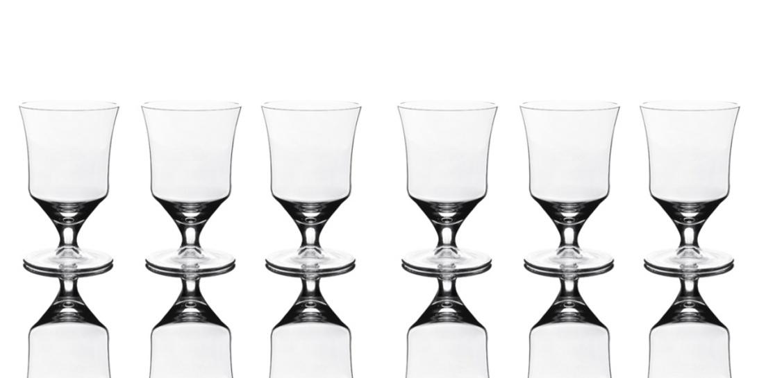 Набор бокалов для воды