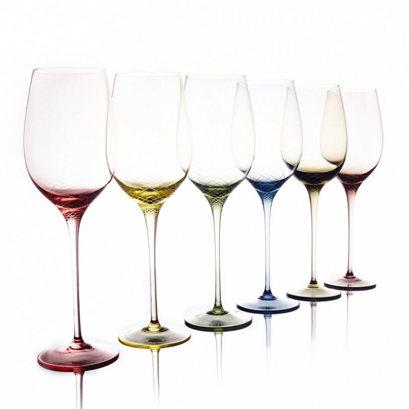 Набор для белого вина из 6 бокалов