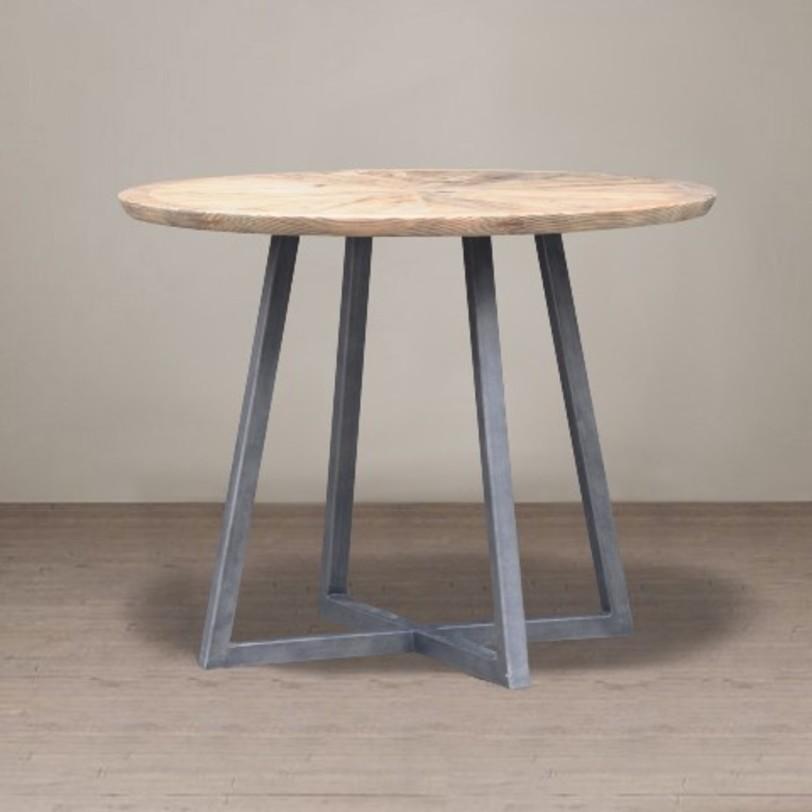 СтолОбеденные столы<br><br><br>Material: Дерево<br>Length см: None<br>Width см: None<br>Depth см: None<br>Height см: 78<br>Diameter см: 100