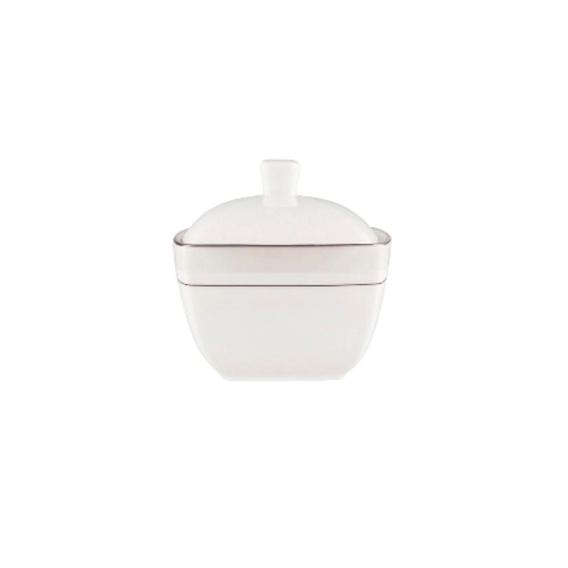 СахарницаСахарницы<br>MIKASA по праву считается одним из мировых лидеров по производству столовой посуды из фарфора и керамики. На протяжении более полувека категории качества и дизайна являются неотъемлемой частью бренда MIKASA. Сегодня MIKASA сотрудничает со многими известными дизайнерами, работающими для лучших фабрик мира, и использует самые передовые технологии в производстве посуды.&amp;lt;div&amp;gt;&amp;lt;br&amp;gt;&amp;lt;/div&amp;gt;&amp;lt;div&amp;gt;Объем: 300 мл&amp;lt;/div&amp;gt;<br><br>Material: Фарфор<br>Length см: None<br>Width см: None<br>Depth см: None<br>Height см: None<br>Diameter см: None