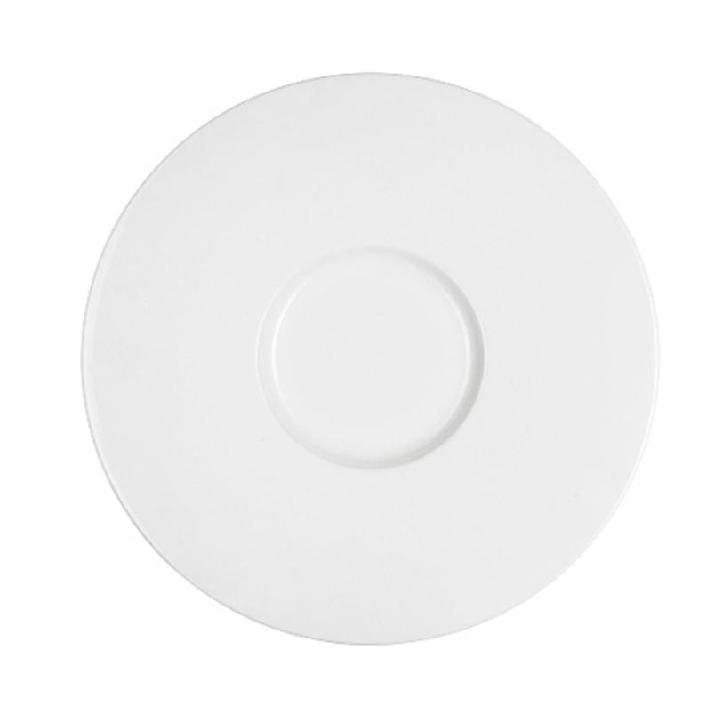 ТарелкаТарелки<br>Фарфоровая посуда бренда Chef&amp;amp;Sommelier (Франция) - новинка от компании ARC Int. на российском рынке. Она предназначена для заведений высокой ценовой категории, ресторанов Fine Dining, отелей премиум - класса. Посуда изготавливается по уникальной технологии из фарфора Maxima. Это запатентованный материал, отличающийся повышенной механической прочностью. имеющий нежный молочный оттенок. В концепцию дизайна заложена мировая тенденция на смешение стилей, форм и материалов.<br><br>Material: Фарфор<br>Length см: None<br>Width см: None<br>Depth см: None<br>Height см: None<br>Diameter см: 31