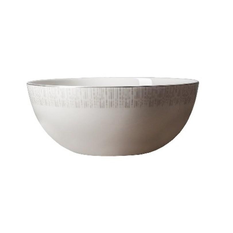 ЧашаЧаши<br>MIKASA по праву считается одним из мировых лидеров по производству столовой посуды из фарфора и керамики. На протяжении более полувека категории качества и дизайна являются неотъемлемой частью бренда MIKASA. Сегодня MIKASA сотрудничает со многими известными дизайнерами, работающими для лучших фабрик мира, и использует самые передовые технологии в производстве посуды.<br><br>Material: Фарфор<br>Length см: None<br>Width см: None<br>Depth см: None<br>Height см: None<br>Diameter см: 24