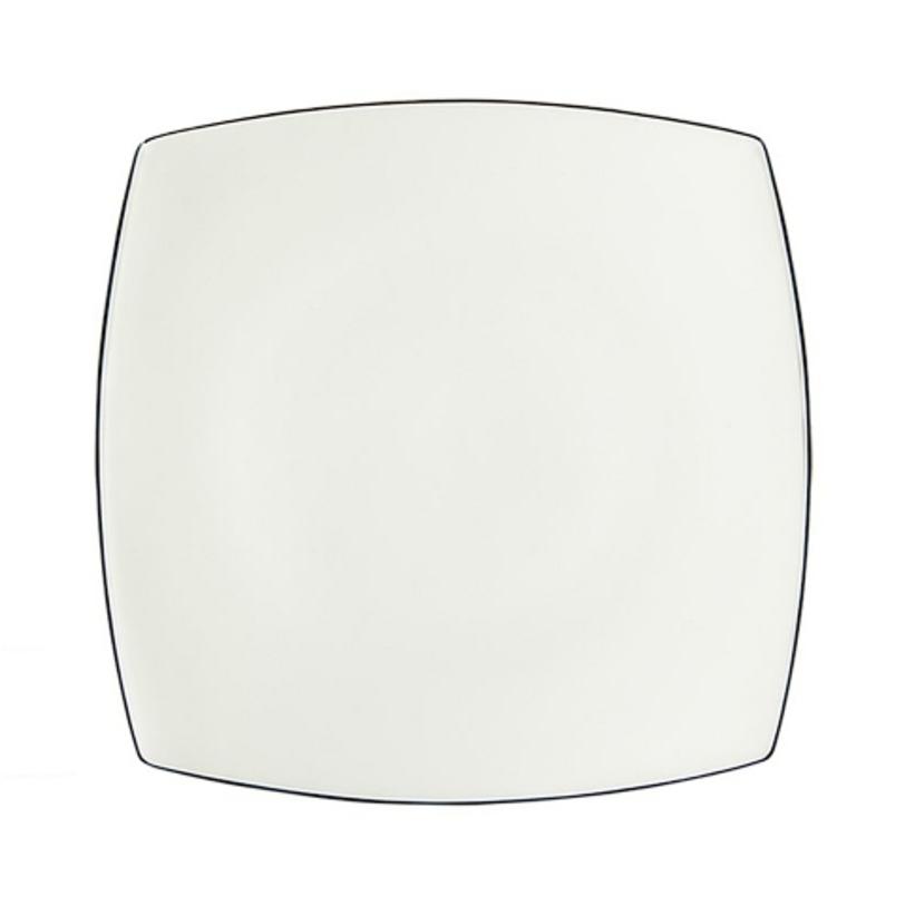 Тарелка обеденнаяТарелки<br>MIKASA по праву считается одним из мировых лидеров по производству столовой посуды из фарфора и керамики. На протяжении более полувека категории качества и дизайна являются неотъемлемой частью бренда MIKASA. Сегодня MIKASA сотрудничает со многими известными дизайнерами, работающими для лучших фабрик мира, и использует самые передовые технологии в производстве посуды.<br><br>Material: Фарфор<br>Length см: 27<br>Width см: None<br>Depth см: None<br>Height см: None<br>Diameter см: None