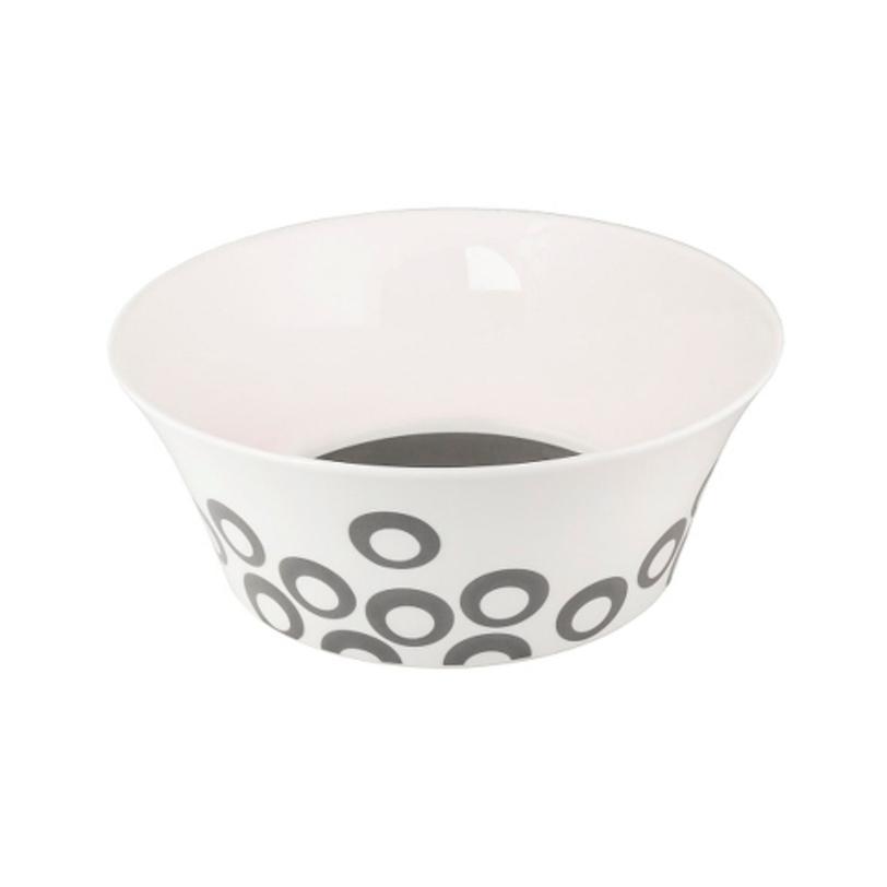 ЧашаМиски и чаши<br>MIKASA по праву считается одним из мировых лидеров по производству столовой посуды из фарфора и керамики. На протяжении более полувека категории качества и дизайна являются неотъемлемой частью бренда MIKASA. Сегодня MIKASA сотрудничает со многими известными дизайнерами, работающими для лучших фабрик мира, и использует самые передовые технологии в производстве посуды.<br><br>Material: Фарфор<br>Length см: None<br>Width см: None<br>Depth см: None<br>Height см: None<br>Diameter см: 24