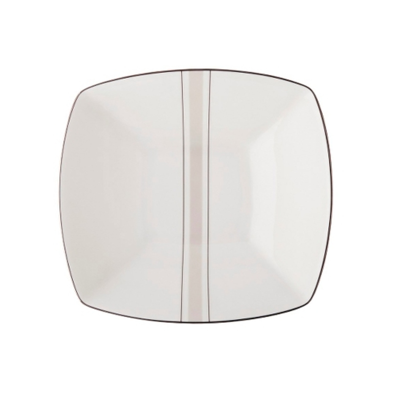 Тарелка глубокаяТарелки<br>MIKASA по праву считается одним из мировых лидеров по производству столовой посуды из фарфора и керамики. На протяжении более полувека категории качества и дизайна являются неотъемлемой частью бренда MIKASA. Сегодня MIKASA сотрудничает со многими известными дизайнерами, работающими для лучших фабрик мира, и использует самые передовые технологии в производстве посуды.<br><br>Material: Фарфор<br>Length см: 19<br>Width см: 19<br>Depth см: None<br>Height см: None<br>Diameter см: None