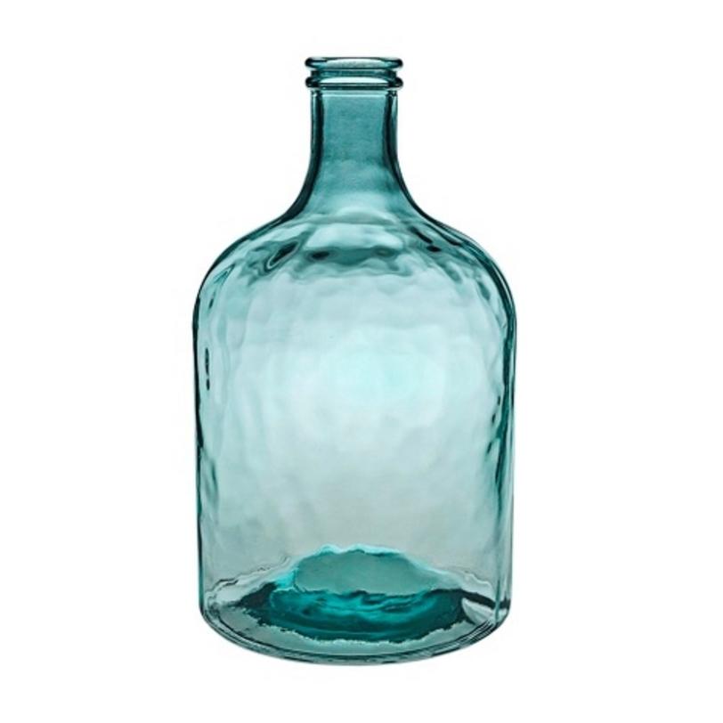 БутыльБанки и бутылки<br>San Miguel (Испания) – это мощнейшая компания, которая занимается производством очень качественной и оригинальной продукции из переработанного стекла. Vidrios San Miguel известный бренд во всем мире. В наши дни, Vidrios San Miguel имеет более чем 25 000 торговых точек. Vidrios San Miguel занимается производством стеклянных изделий: посуда, бутылки, вазы, сувениры, украшения и многое другое. Основной экспорт происходит в страны: западной и восточной Европы, Америки, Азии и Африки.<br><br>Material: Стекло<br>Length см: None<br>Width см: None<br>Depth см: None<br>Height см: 43<br>Diameter см: 25