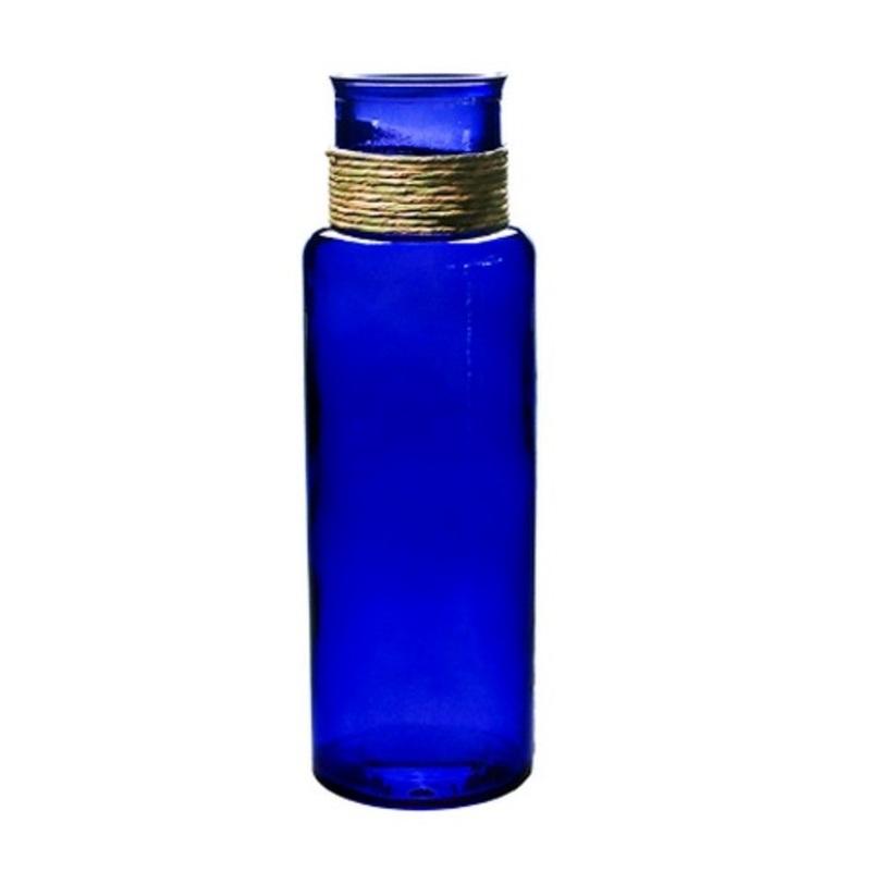 Ваза НоаВазы<br>San Miguel (Испания) – это мощнейшая компания, которая занимается производством очень качественной и оригинальной продукции из переработанного стекла. Vidrios San Miguel известный бренд во всем мире. В наши дни, Vidrios San Miguel имеет более чем 25 000 торговых точек. Vidrios San Miguel занимается производством стеклянных изделий: посуда, бутылки, вазы, сувениры, украшения и многое другое. Основной экспорт происходит в страны: западной и восточной Европы, Америки, Азии и Африки.<br><br>Material: Стекло<br>Length см: None<br>Width см: None<br>Depth см: None<br>Height см: 55<br>Diameter см: None