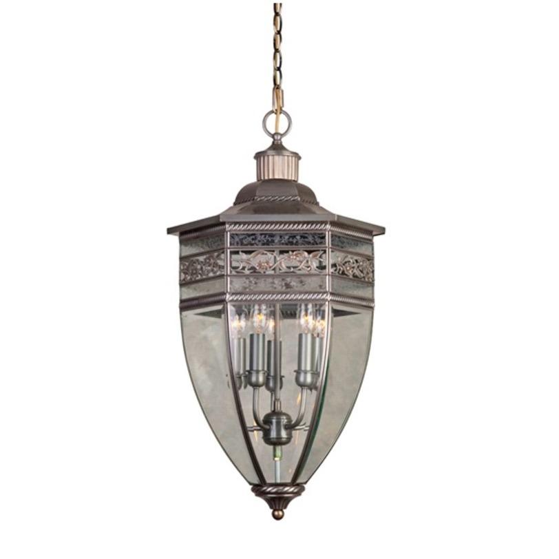 Светильник КорсоЛюстры подвесные<br>Подвес «Корсо» станет удачным приобретением для загородного дома, который надо обставить со старомодным шиком. Длинный шнур, регулирующийся по высоте, плафон в французском стиле с узорами и текстурой под бронзу – все это дает светильнику особое обаяние.<br><br>Мощность: 5*60W<br>Цоколь: E14<br>Высота подвеса: 190 см.<br>Материал плафона: стекло, металл<br>Цвет плафона: прозрачный, бронза<br><br>Рекомендуемая площадь освещения: 15 кв. м<br><br>Material: Металл<br>Length см: None<br>Width см: None<br>Depth см: None<br>Height см: 72<br>Diameter см: 40