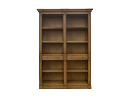 Aberdreen Double Bookshelf Gramercy