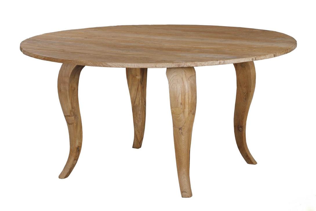Стол обеденный  Lucy 130Обеденные столы<br>Стол Lucy изящен в своей простоте. Ему пойдет скатерть естественного цвета из натурального материала. Он идеально впишется как в городской интерьер, так и в обстановку загородного дома.<br><br>О возможности изготовления данной модели на заказ уточняйте у оператора.<br><br>Material: Тик<br>Ширина см: 130<br>Высота см: 78<br>Глубина см: 130
