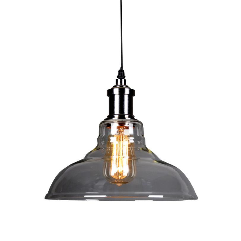 Светильник Loppy Medium Ceiling LampПодвесные светильники<br>Небольшие потолочные светильники &amp;quot;Loppy Medium Ceiling Lamp&amp;quot; добавят пространству больше очарования непосредственности. Установленные над баром, обеденным столом или в холле, они сделают интерьер в стиле лофт удивительно гармоничным и реалистичным. Эти светильники помогут воссоздать прекрасную атмосферу, царившую на американских производствах в XX веке.&amp;lt;div&amp;gt;&amp;lt;br&amp;gt;&amp;lt;/div&amp;gt;&amp;lt;div&amp;gt;&amp;lt;div&amp;gt;Количество лампочек: 1&amp;lt;/div&amp;gt;&amp;lt;div&amp;gt;Мощность: 1 x 60 Вт&amp;lt;/div&amp;gt;&amp;lt;div&amp;gt;Тип цоколя: E27&amp;lt;/div&amp;gt;&amp;lt;div&amp;gt;&amp;lt;br&amp;gt;&amp;lt;/div&amp;gt;&amp;lt;/div&amp;gt;<br><br>Material: Стекло<br>Высота см: 130