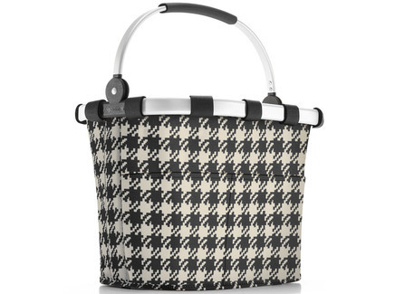 "Сумка велосипедная ""Bikebasket plus fifties black"""