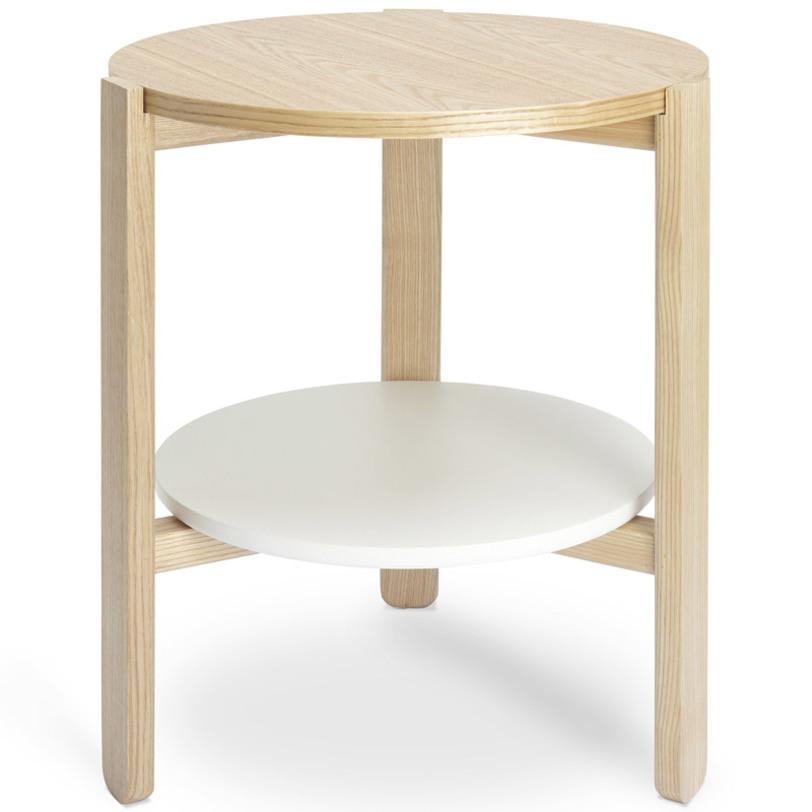 Столик журнальный HubЖурнальные столики<br>&amp;lt;div&amp;gt;Модель создана в стилистике минималистичных интерьеров Скандинавии. Четко выверенные пропорции и теплая цветовая гамма делают предмет настоящим атрибутом сдержанной роскоши. Двухуровневый стол выполнен из натуральной древесины светлого оттенка, что придает пространству уют и комфорт.&amp;lt;br&amp;gt;&amp;lt;/div&amp;gt;&amp;lt;div&amp;gt;&amp;lt;br&amp;gt;&amp;lt;/div&amp;gt;&amp;lt;div&amp;gt;&amp;lt;br&amp;gt;&amp;lt;/div&amp;gt;&amp;lt;div&amp;gt;&amp;lt;br&amp;gt;&amp;lt;/div&amp;gt;&amp;lt;div&amp;gt;&amp;lt;br&amp;gt;&amp;lt;/div&amp;gt;&amp;lt;div&amp;gt;&amp;lt;br&amp;gt;&amp;lt;/div&amp;gt;&amp;lt;br&amp;gt;<br><br>Material: Дерево<br>Length см: None<br>Width см: None<br>Depth см: None<br>Height см: 53.3<br>Diameter см: 42