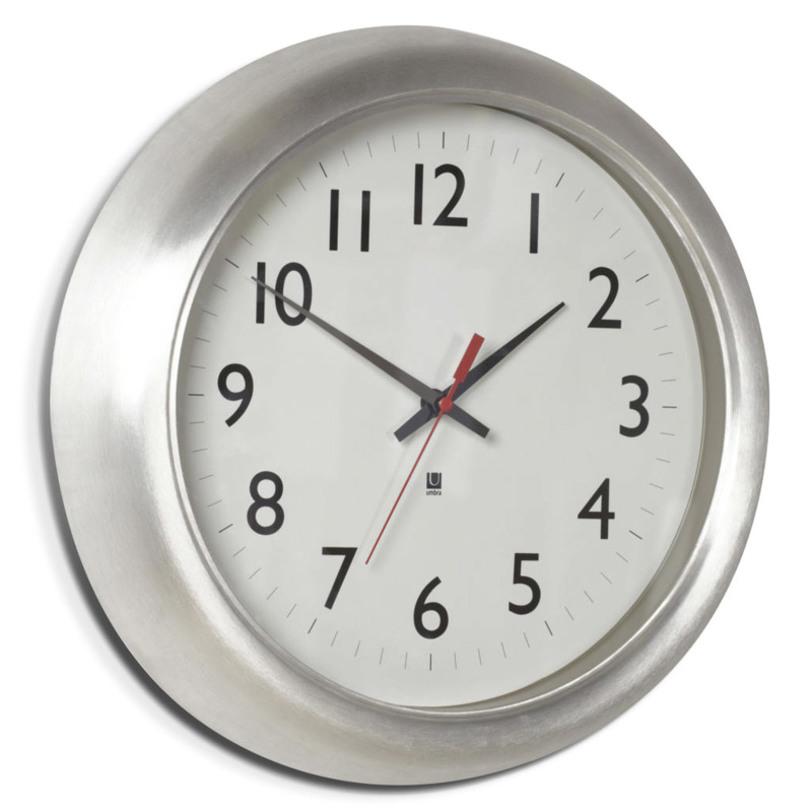 Часы StationНастенные часы<br>Офисная классика с прикосновением ретро. Выполнены из алюминия с полированным покрытием. Эти часы идеальны для кабинета, офиса и даже для дома (отлично впишутся в минималистичный интерьер или в стиль лофт).<br>Работают от 1 батарейки АА (в комплект не входит).<br><br>Material: Алюминий<br>Length см: None<br>Width см: None<br>Depth см: 6,5<br>Height см: None<br>Diameter см: 36,5