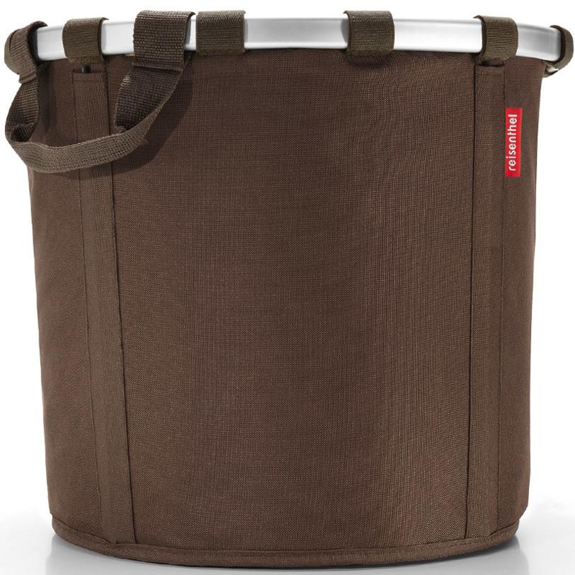 Корзина Homebasket mochaКорзины<br>В доме столько вещей, которые необходимо куда-то складывать, чтобы избежать беспорядка! Гибкая, но прочная корзина поможет в организации пространства. Подойдет для гостиной, ванной комнаты, для детской и для кухни. Плотная алюминиевая рама и укрепленное дно помогают держать форму, что бы вы ни положили внутрь. Две ручки по бокам для удобства переноски.<br><br>Объем – 45 литров.<br><br>Material: Текстиль<br>Length см: 40<br>Width см: 36<br>Depth см: None<br>Height см: 40<br>Diameter см: None