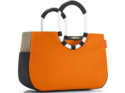 Loopshopper m patchwork pumpkin Reisenthel