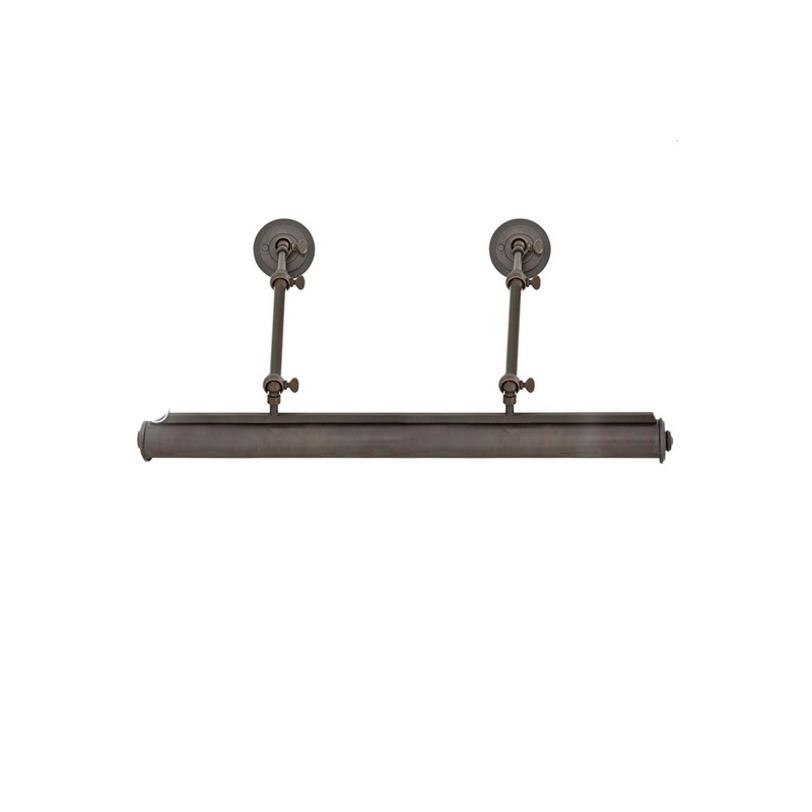 Подсветка для картин Lamp Wall Easy LivingПодсветки для картин<br>Шарнирные узлы позволяют регулировать направление света и угол наклона.<br><br>Количество лампочек: 2<br>Мощность: 2 x 40 Вт<br>Цоколь: E14<br><br>kit: None<br>gender: None