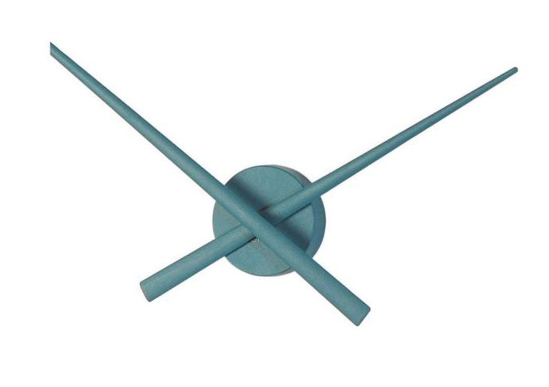 """Часы OjНастенные часы<br>Дизайнерские часы OJ и OJ Mini выражают новую концепцию в дизайне аксессуара, который для стильного дома или офиса обязателен. Блистательный Хосе Мария Рейна предлагает минималистичную, универсальную и актуальную модель, которая легко """"встраивается"""" в обстановку. Купив настенные часы OJ Mustard, вы сможете использовать их в самых разных по функциональному наполнению пространствах. Корпус, стрелки, часовые деления часов OJ выполнены из пластика и окрашены в трендовый ультрамарин. Также в коллекции представлены часы белого, фиолетового, красного, оранжевого, шоколадного, чёрного, синего, стального синего, серого, серебряного, зелёного,тыквенного, розового и горчичного цвета.&amp;amp;nbsp;<br><br>Material: Металл<br>Length см: None<br>Width см: None<br>Depth см: None<br>Height см: None<br>Diameter см: 50"""