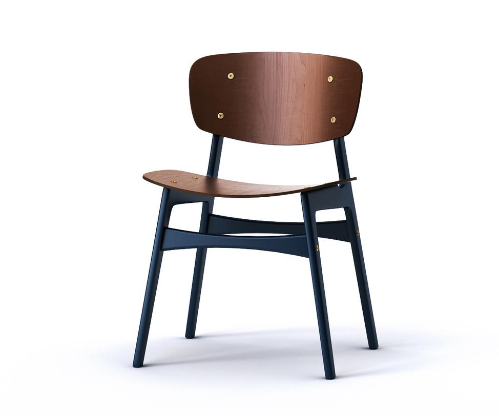 Стул SIDОбеденные стулья<br>Стул &amp;quot;SID&amp;quot; сразу же привлекает внимание своими плавными и легкими формами.&amp;amp;nbsp;&amp;lt;span style=&amp;quot;line-height: 1.78571429;&amp;quot;&amp;gt;Спинка и сидение слегка изогнуты, что обеспечит полный комфорт во время трапезы. Основная часть выполнена из натурального дерева темного цвета. А ножки и поперечные&amp;amp;nbsp;&amp;lt;/span&amp;gt;перекладины&amp;lt;span style=&amp;quot;line-height: 1.78571429;&amp;quot;&amp;gt;&amp;amp;nbsp;выкрашены в строгий черный&amp;amp;nbsp;цвет.&amp;amp;nbsp;Подобный контраст&amp;amp;nbsp;привлечет внимание гостей и не оставит без комплимента обеденную зону.&amp;lt;/span&amp;gt;<br><br>Material: Дерево<br>Length см: 54<br>Width см: 46<br>Depth см: None<br>Height см: 78<br>Diameter см: None