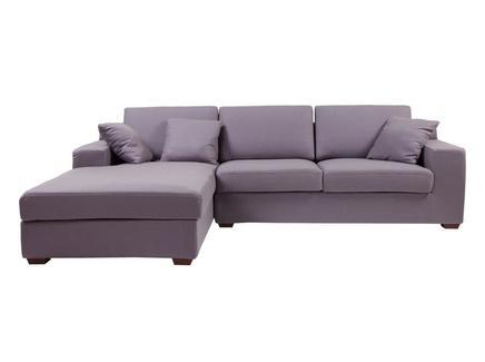 "Диван ""Reid Chaise Sectional Left Grey Cashmere"""