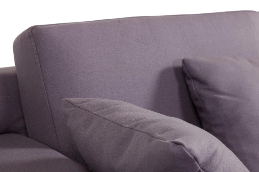 "Диван ""Reid Chaise Sectional Left Grey Cashmere"" от The Furnish"