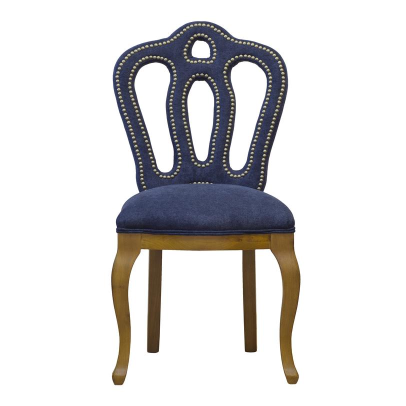 СтулОбеденные стулья<br><br><br>Material: Велюр<br>Ширина см: 55<br>Высота см: 94