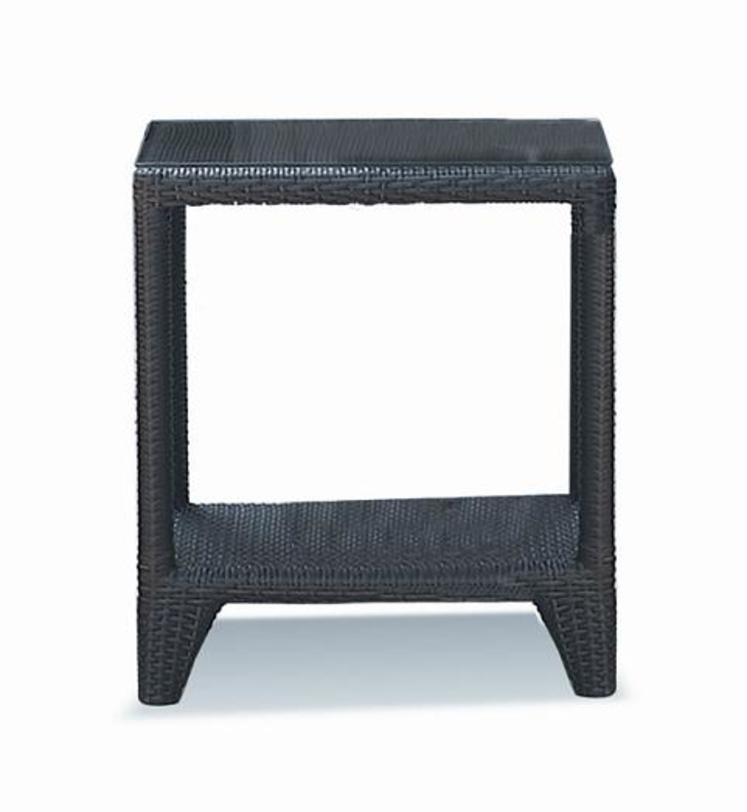 Стол приставной malta (skyline) коричневый 50x56x50 см. фото